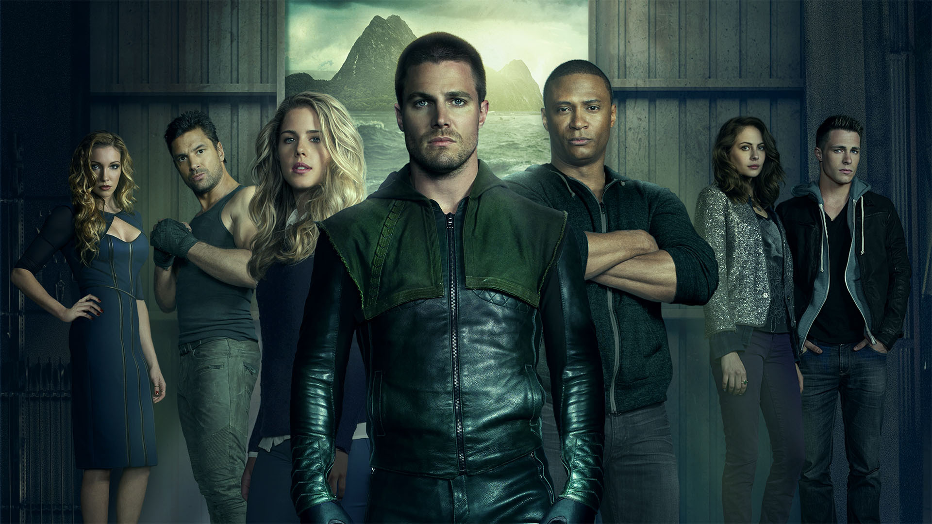 Arrow Staffel 3 News