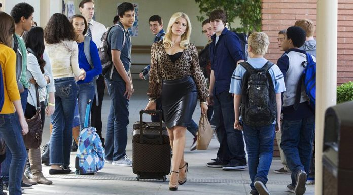 Bad Teacher Serie