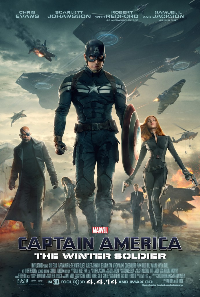 The Return of the First Avenger Trailer und Poster