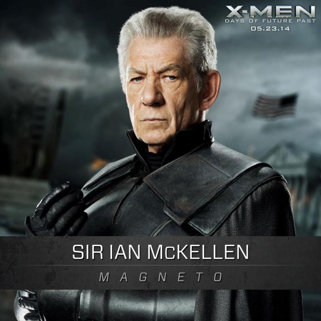 X-Men - Zukunft ist Vergangenheit Bilder - Ian McKellen als Magneto
