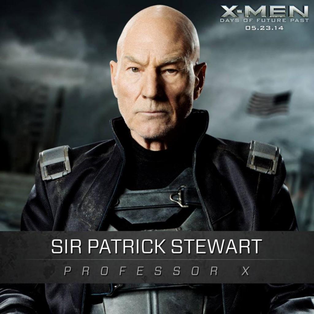 X-Men - Zukunft ist Vergangenheit Bilder - Patrick Stewart als Professor X
