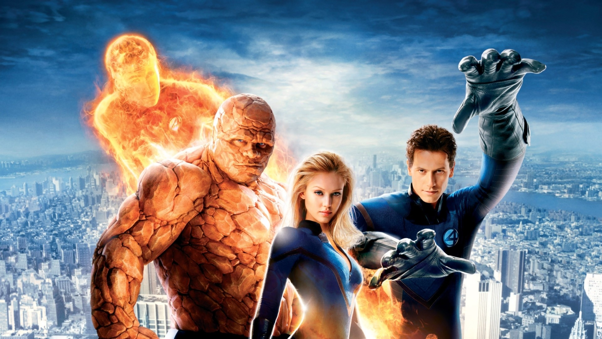 The Fantastic Four Casting