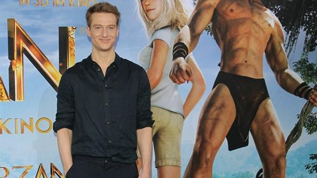 Alexander Fehling Interview Tarzan 3D