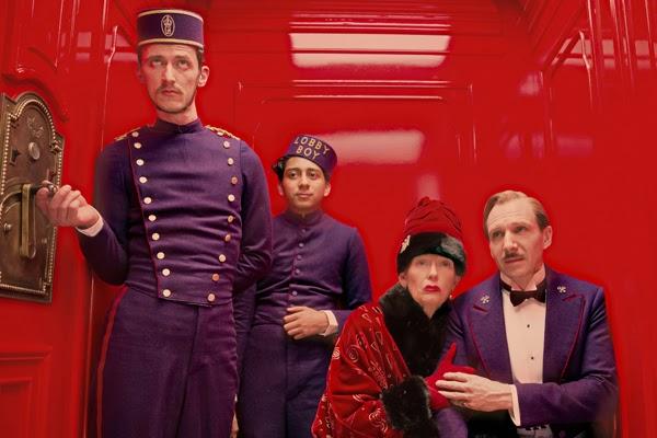 Grand Budapest Hotel (2014) Filmbild 1