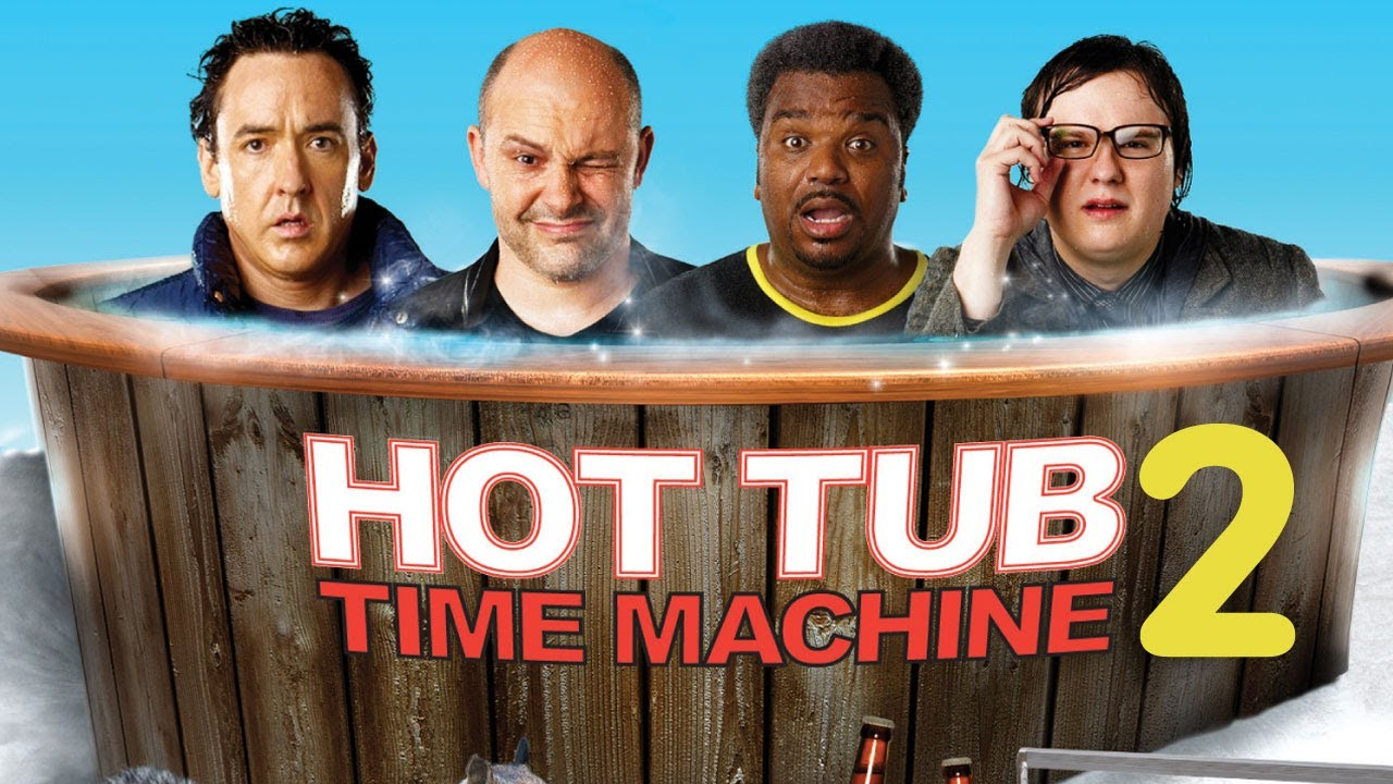 Hot Tub 2 Starttermin