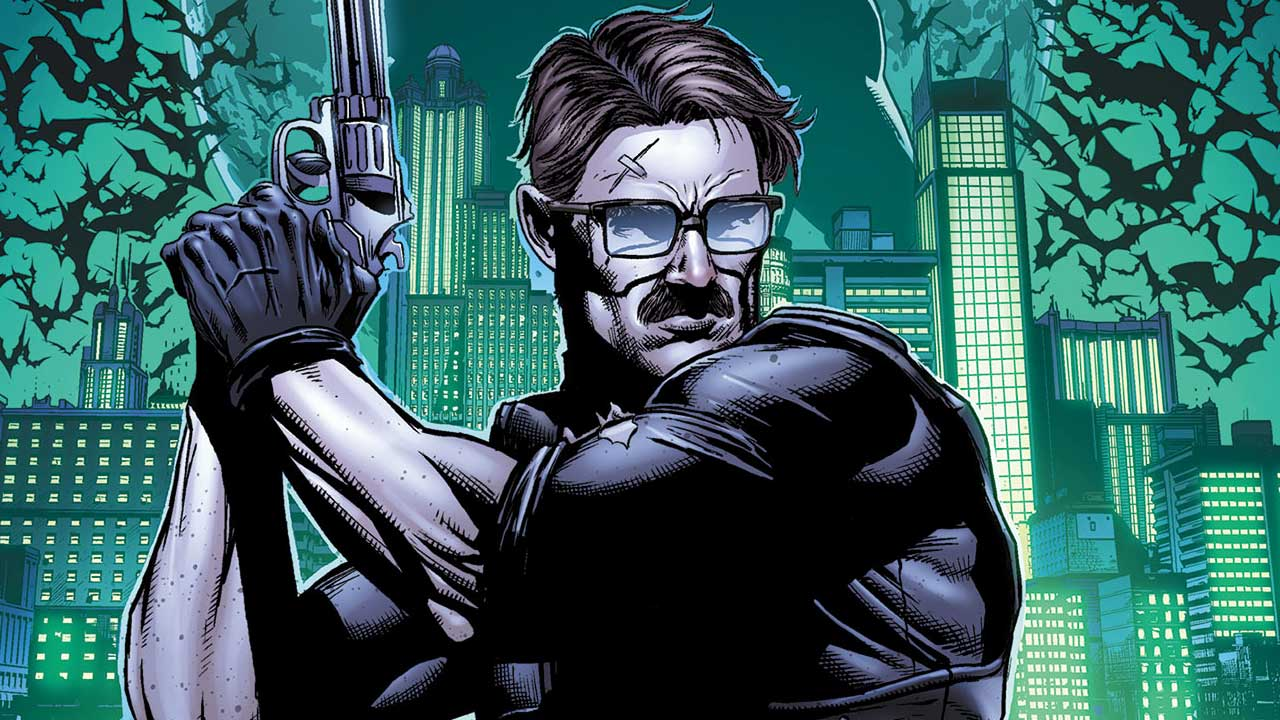 Gotham James Gordon