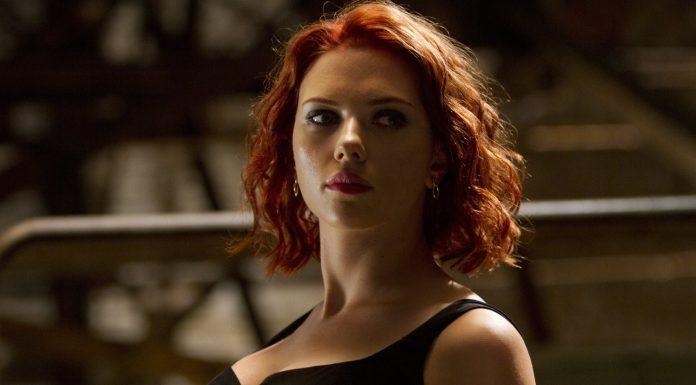 Scarlett Johansson Black Widow Film