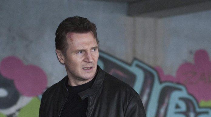 Liam Neeson Silence