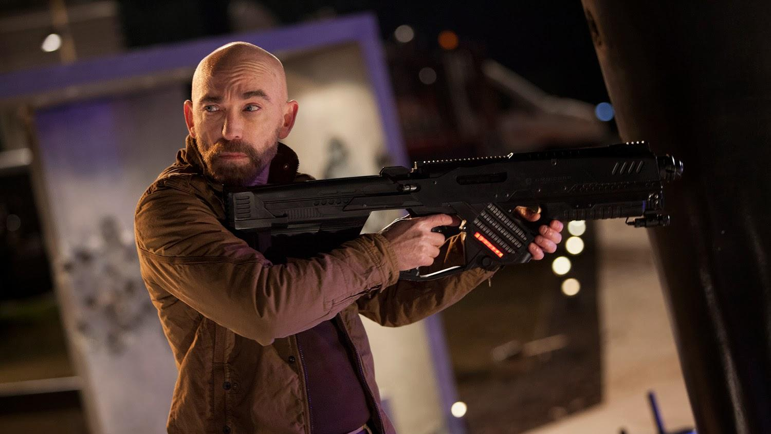 Jackie Earle Haley Interview