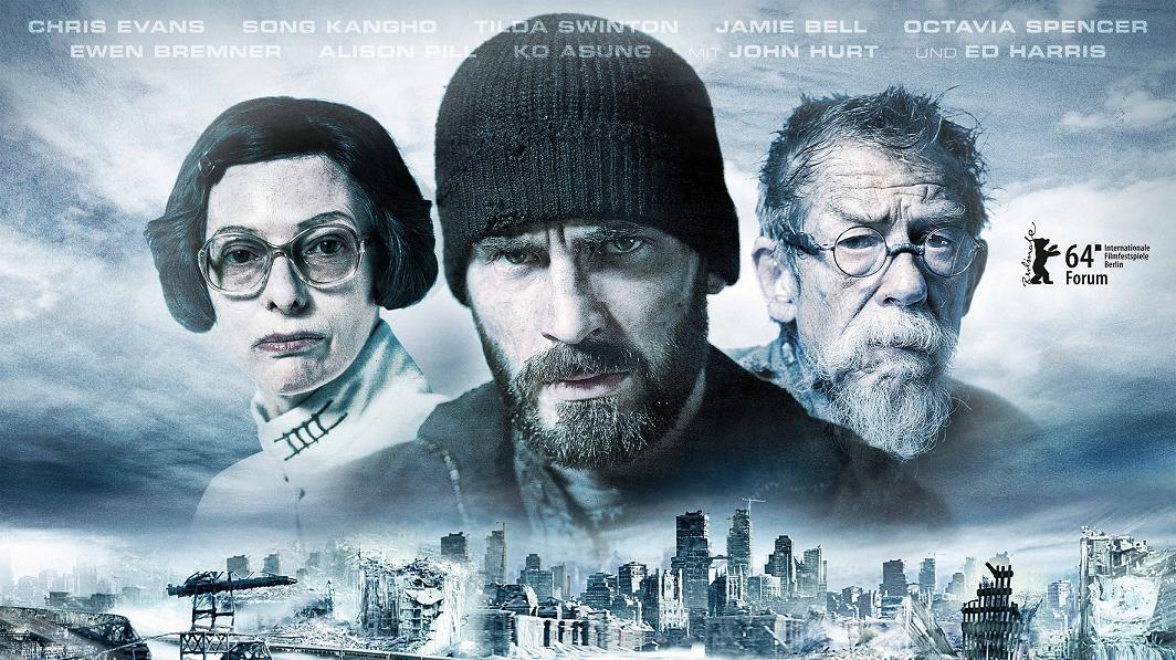 Snowpiercer (2013) Filmkritik