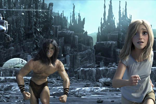 Tarzan 3D (2013) Filmbild 1
