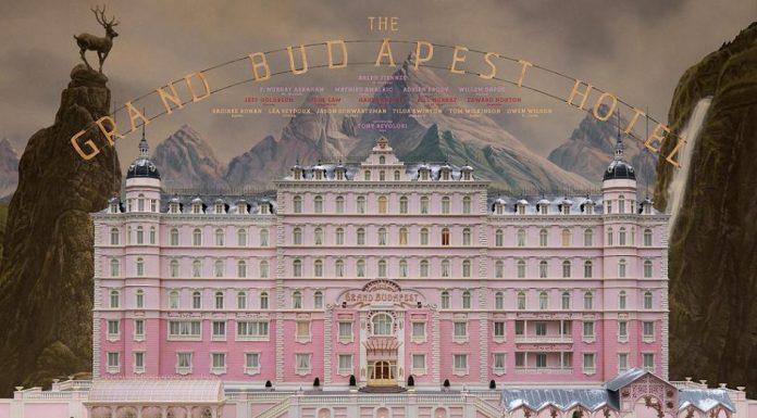 Grand Budapest Hotel (2014) Filmkritik