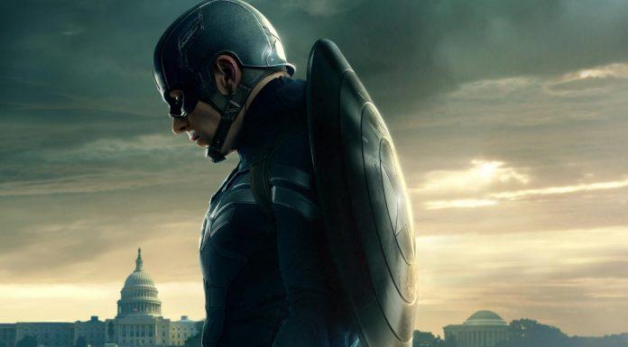 Captain America 3 Start
