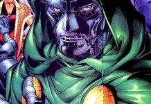 Doctor Doom Casting