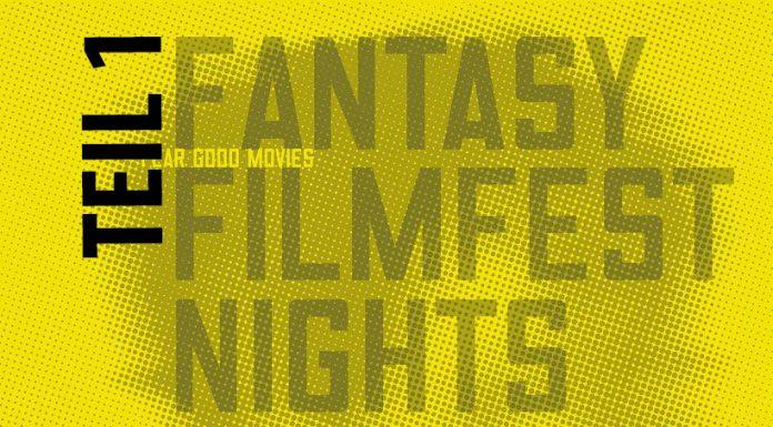 Fantasy Filmfest Nights 2014 Tag 1