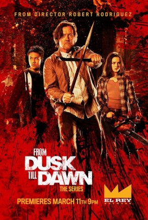 From Dusik Till Dawn Serie Poster1