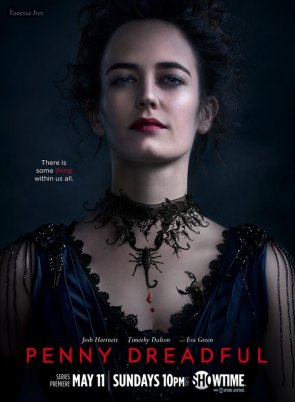 Penny Dreadful Poster Eva Green
