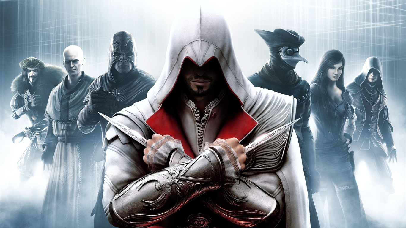 Assassin's Creed Regie