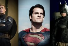 Captain America 3 Superman Batman