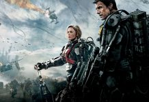 Edge of Tomorrow Plakat