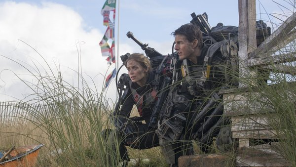 Edge of Tomorrow & Godzilla Vorschau 1