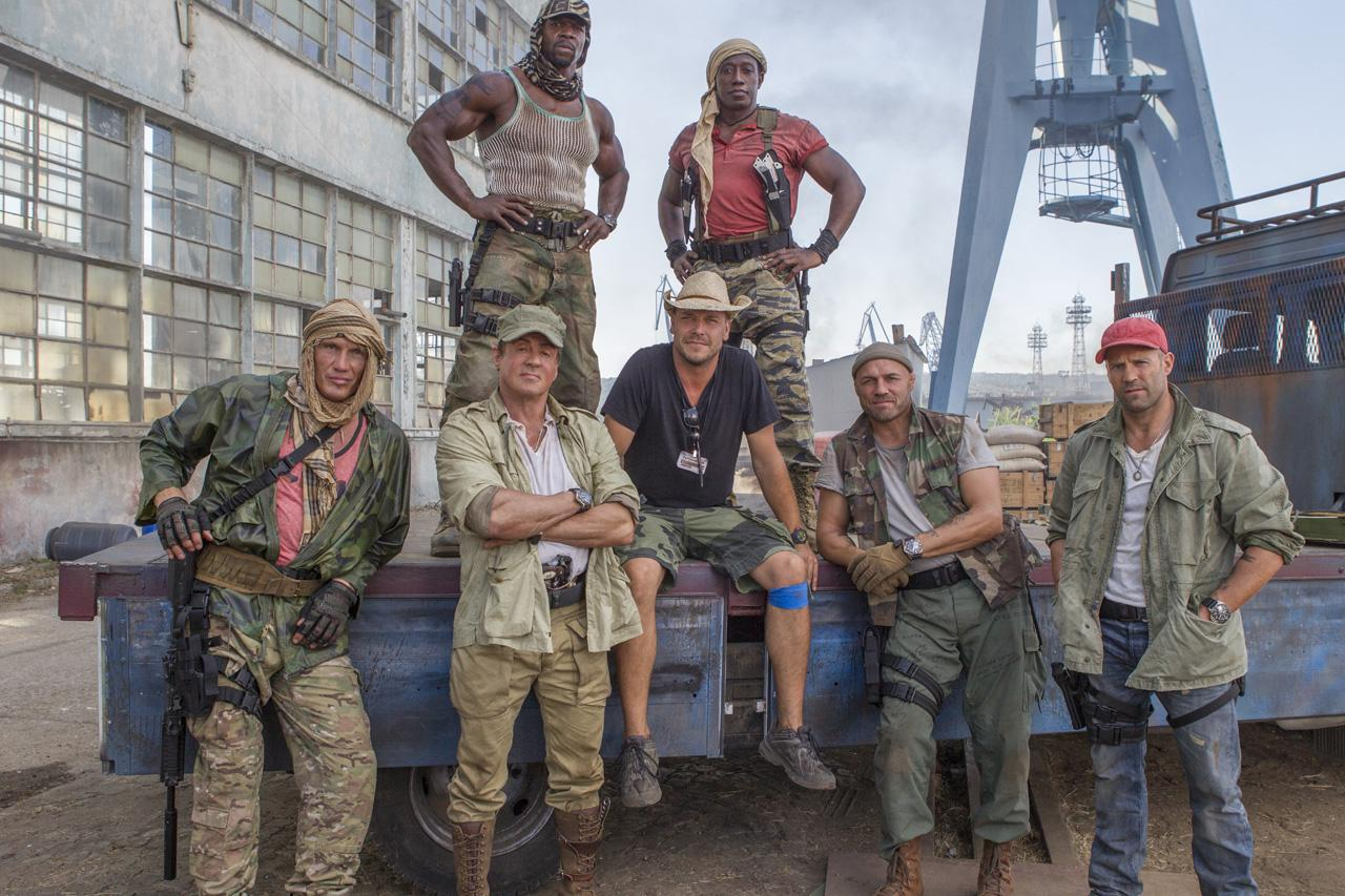 The Expendables 3 Team