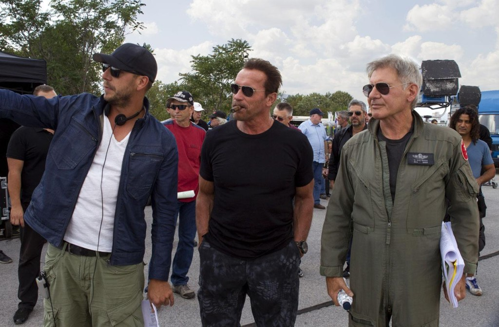 The Expendables 3 Team 4