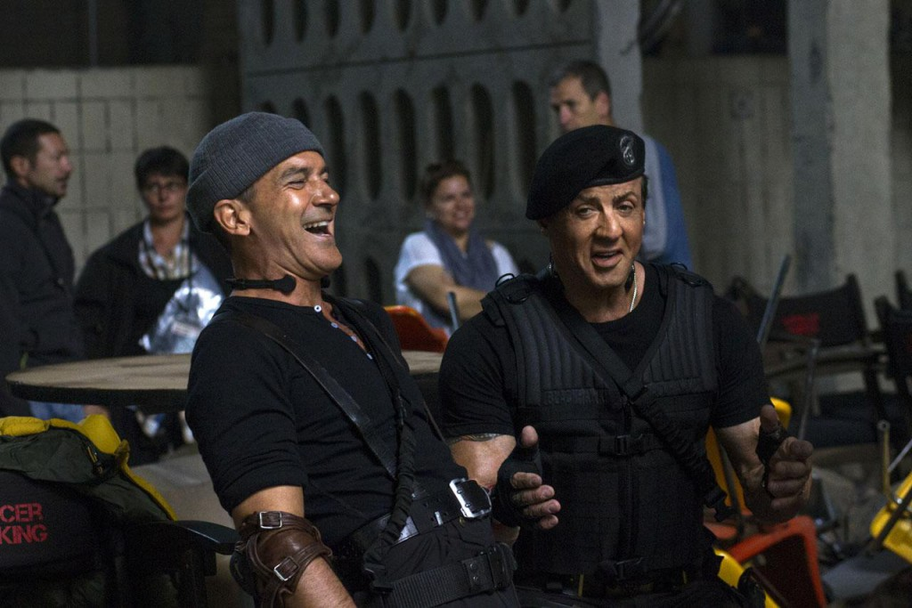 The Expendables 3 Team 2