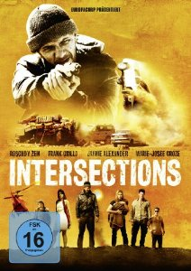 Intersections (2013) DVD Cover