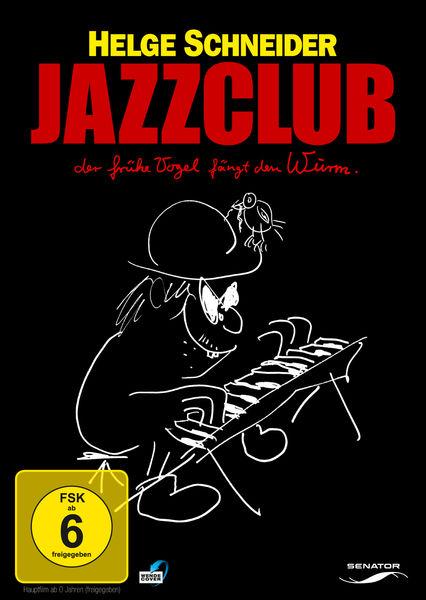 Jazzclub DVD-Cover