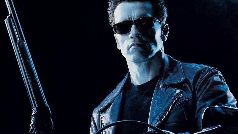 Terminator Genesis Drehstart