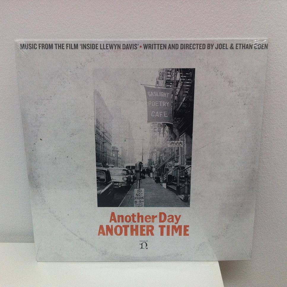 Inside Llewyn Davis Verlosung - Soundtrack Vinyl