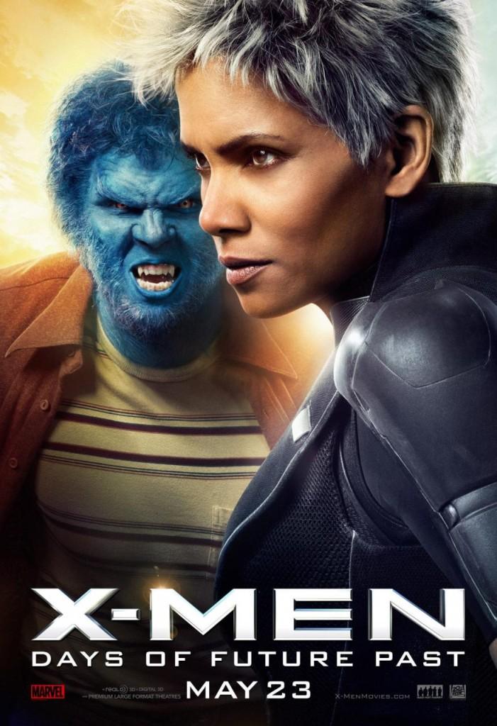 X-Men Zukunft ist Vergangenheit Poster 10