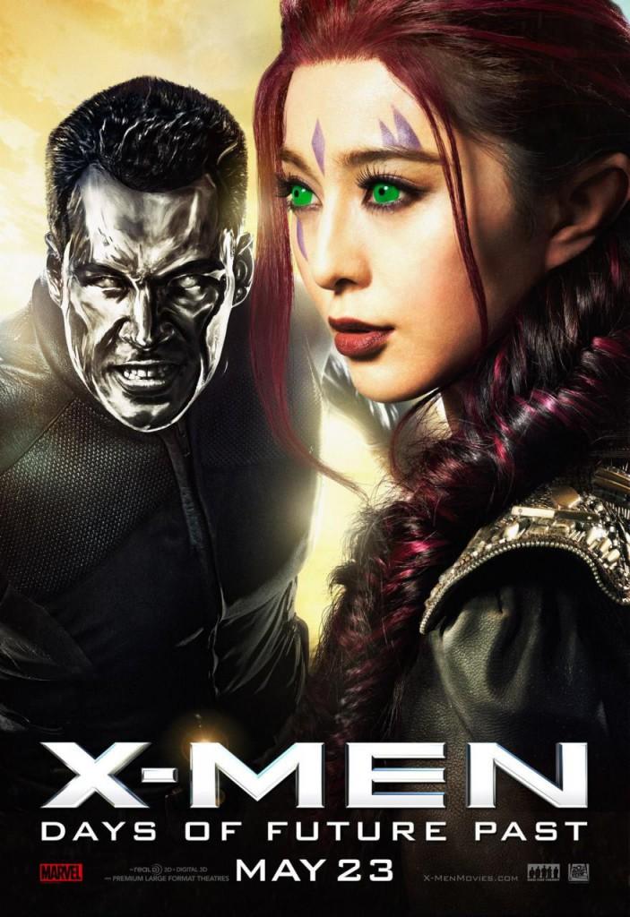 X-Men Zukunft ist Vergangenheit Poster 11