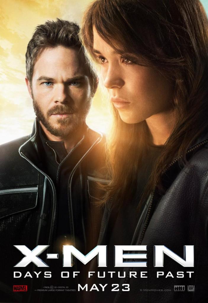 X-Men Zukunft ist Vergangenheit Poster 12
