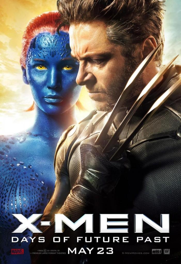 X-Men Zukunft ist Vergangenheit Poster 13
