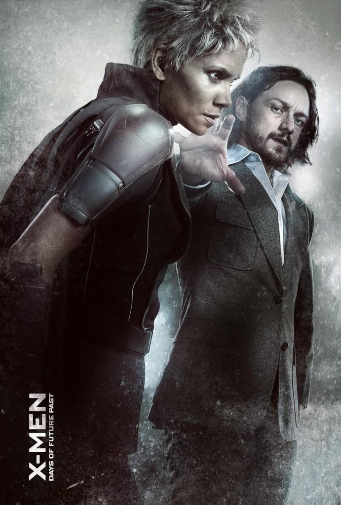 X-Men Zukunft ist Vergangenheit Poster 4