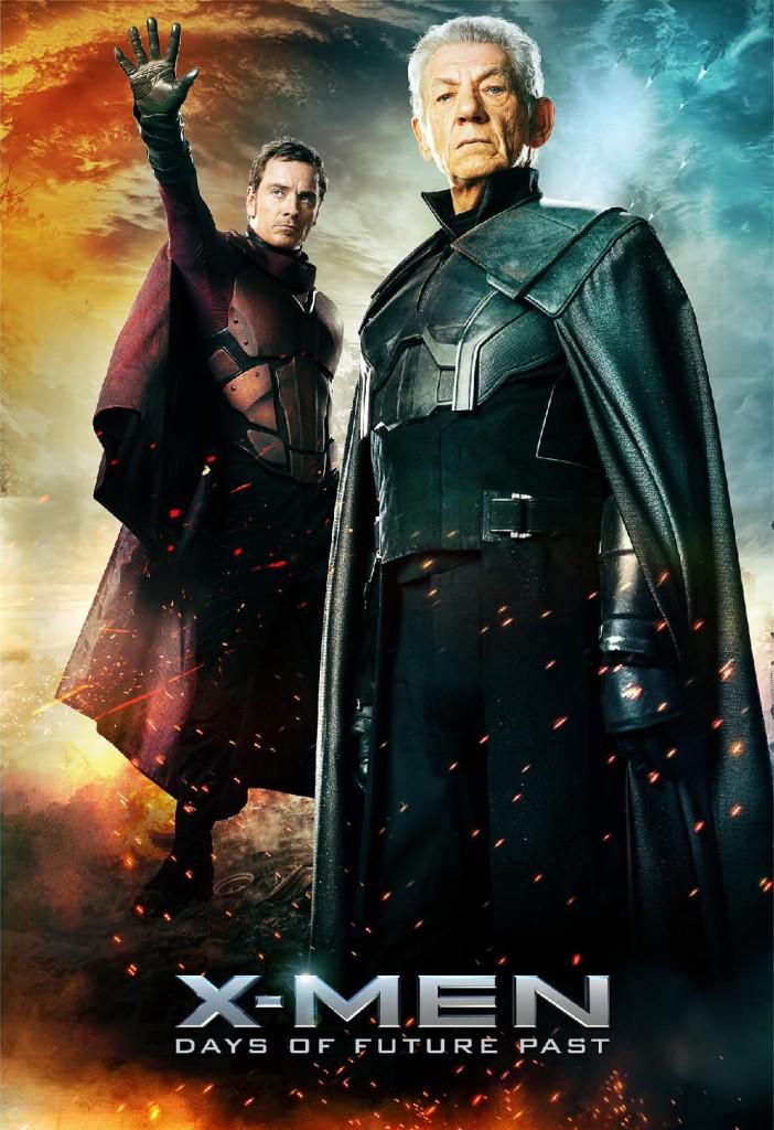X-Men Zukunft ist Vergangenheit Poster 6