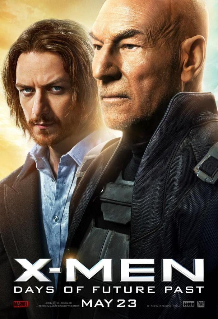 X-Men Zukunft ist Vergangenheit Poster 9