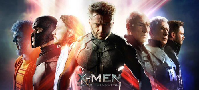 X-Men Zukunft ist Vergangenheit Poster