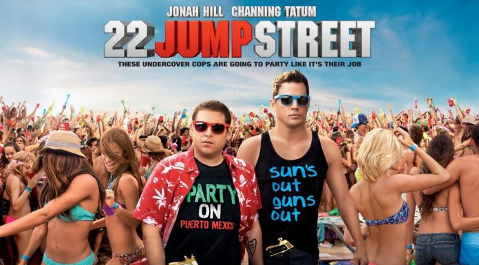 22 Jump Street internationaler Trailer