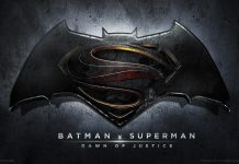 Batman v Superman Logo