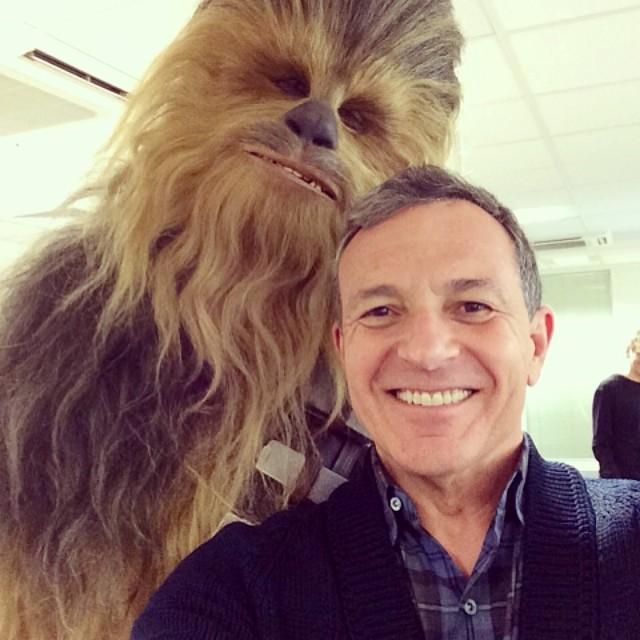 Chewbacca Instagram
