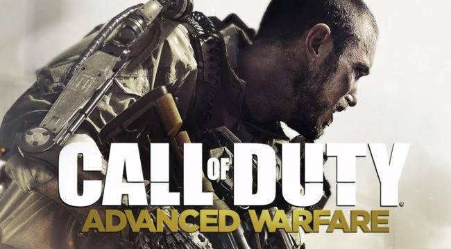 Call of Duty Advanced Warware Trailer
