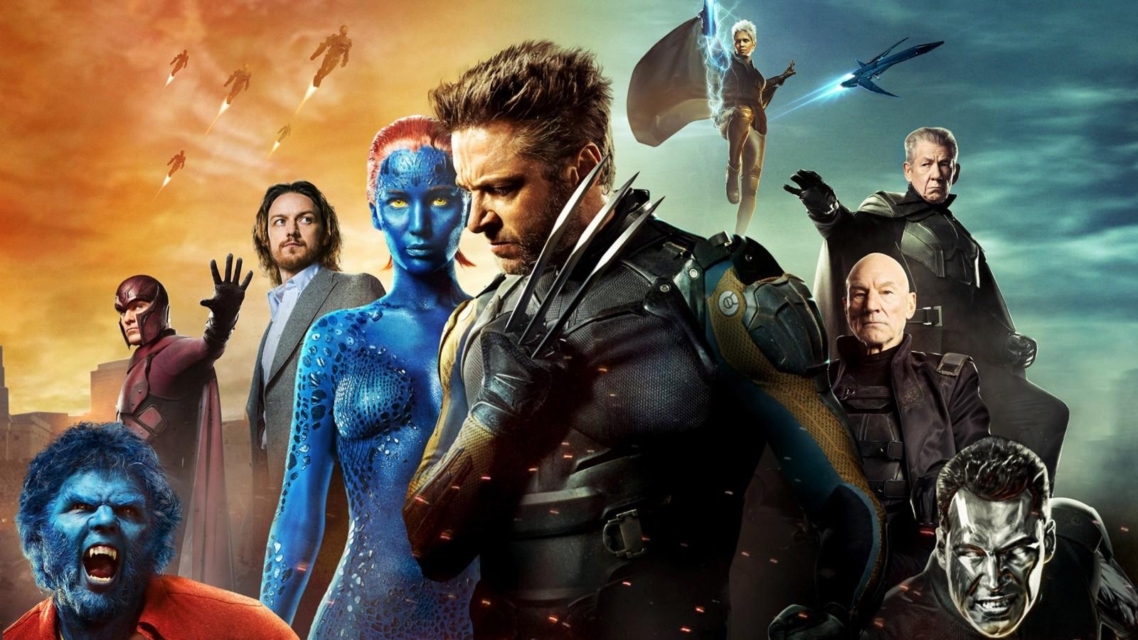 X-Men - Zukunft ist Vergangenheit (2014) Filmkritik
