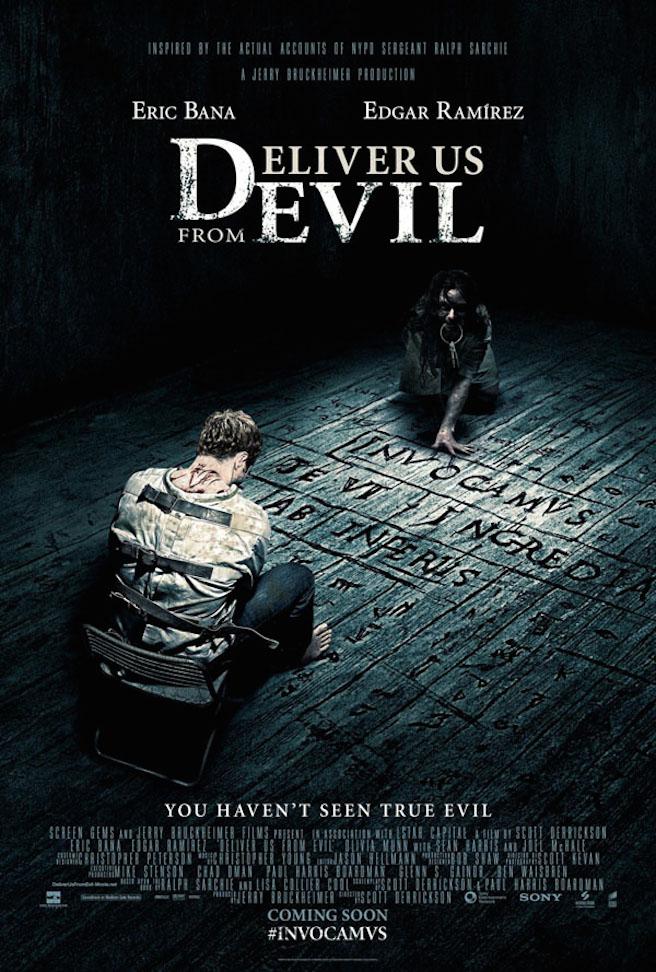 Erlöse uns von dem Bösen Extended Trailer & Poster