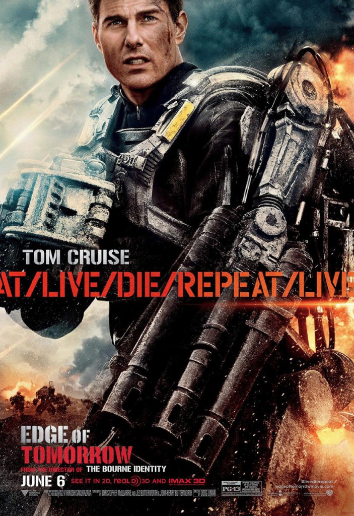 Edge of Tomorrow Plakate 2