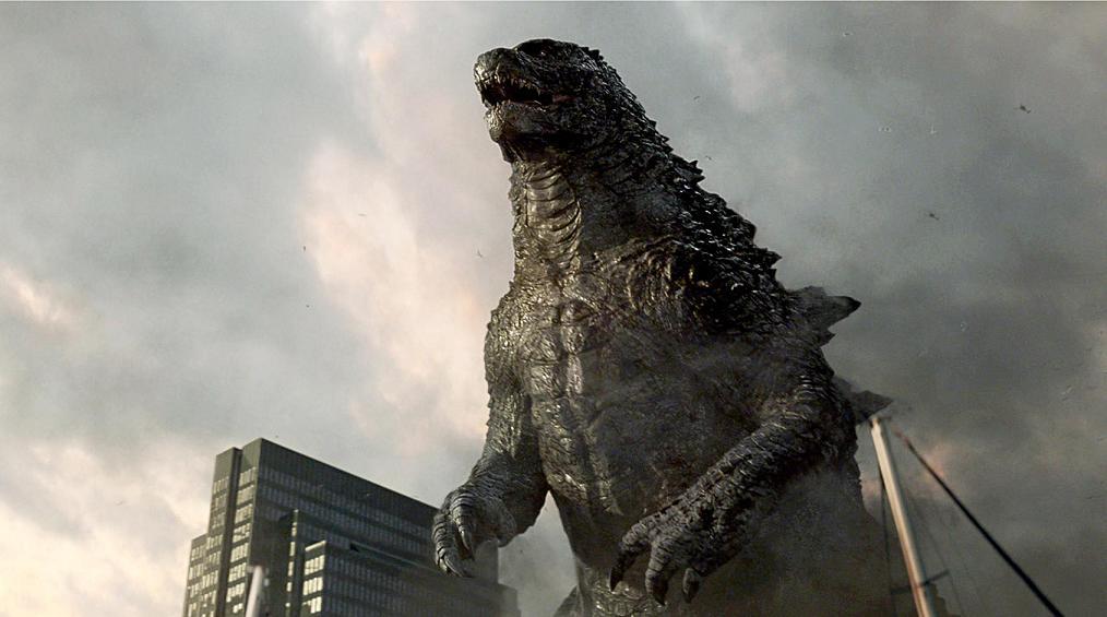Godzilla 2 Start