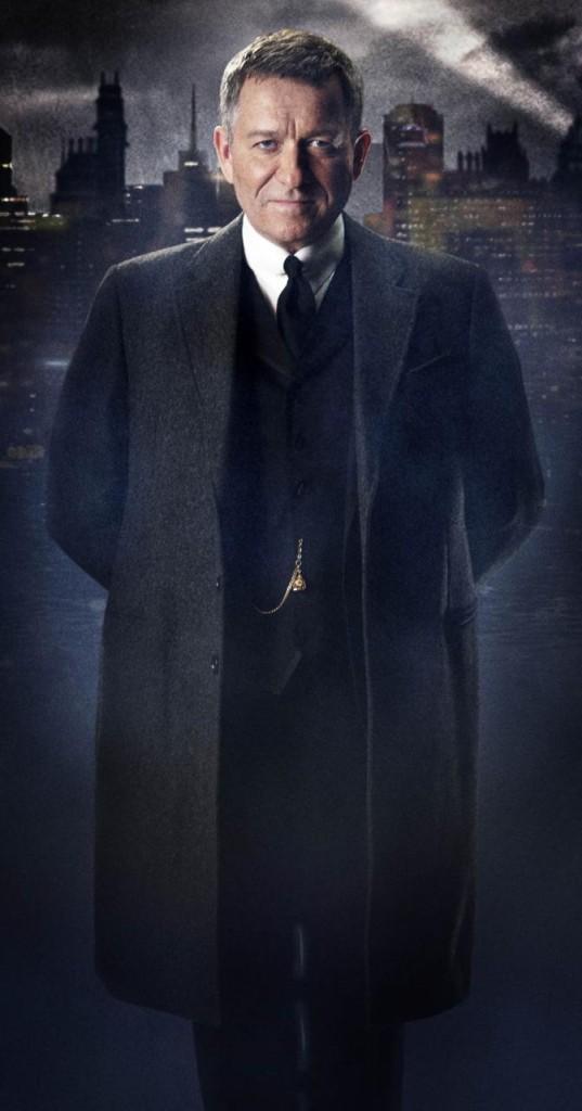 Gotham Cast - Alfred