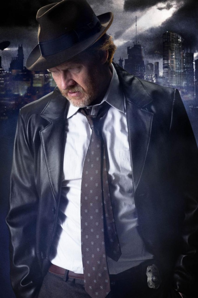 Gotham Cast - Harvey Bullock